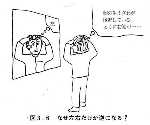 鏡の中の物理学