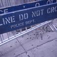 犯罪の匂い